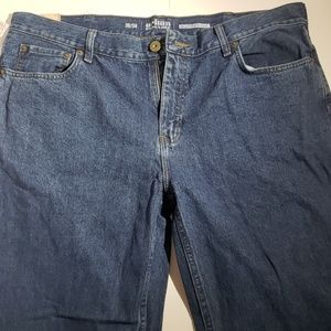 Urban Pipeline Mens Relaxed Straight Jeans